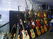 New and used musical instruments in Mooresville NC guitars, drums, amps, keyboards