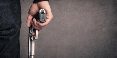 4 Reasons to Buy a Firearm