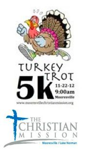 Mooresville/Lake Norman Turkey Trot